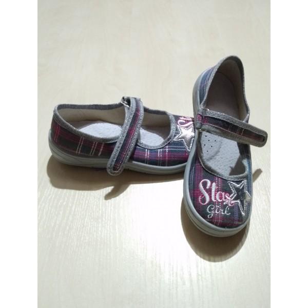 Тапочки для девочки, ZB-WLStar