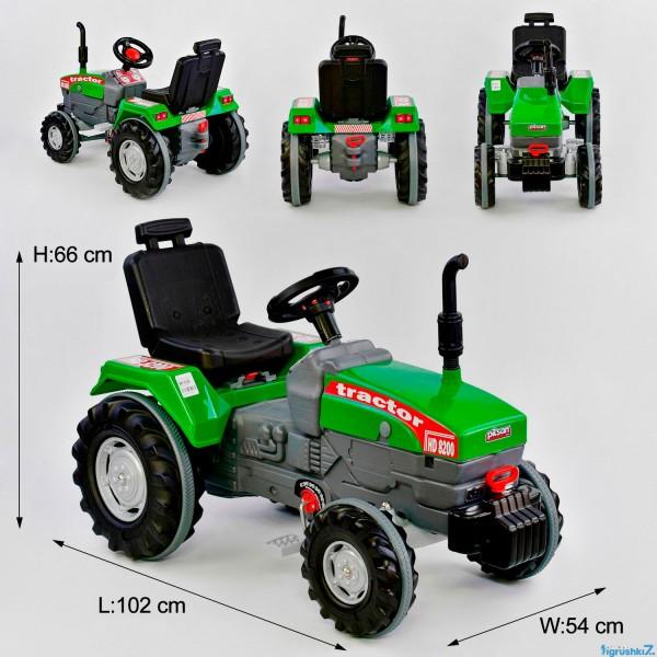 Трактор с педалями БОЛЬШОЙ 07-294 (1)